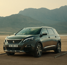 Peugeot 5008 SUV Private Lease